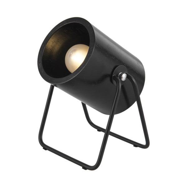 Veioză Leitmotiv Hefty Round, negru