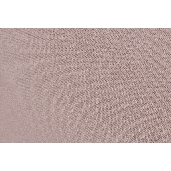 Světle růžové čelo postele Windsor & Co Sofas UNIVERSE, 140x120cm