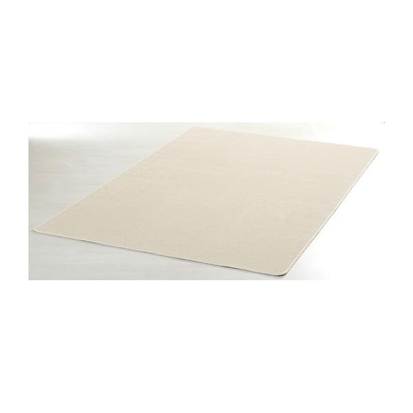 Béžový koberec Nasty, 140x200 cm