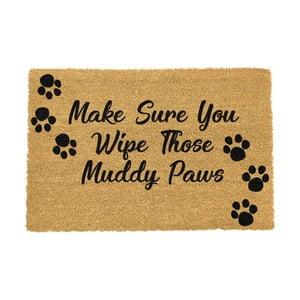 Rohožka Artsy Doormats Wipe Your Paws,90x60cm