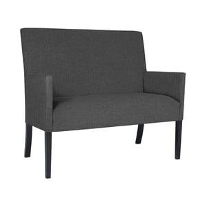 Tmavě šedá lavice BSL Concept Rodo