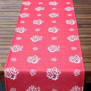 Běhoun na stůl Red Coral