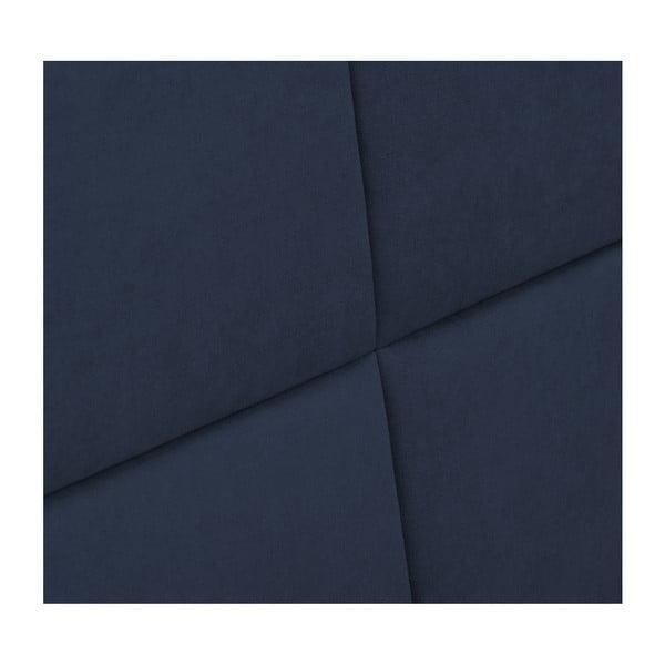 Modré čelo postele HARPER MAISON Gala, 180 x 120 cm