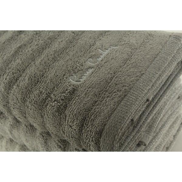 Sada 3 osušek Pierre Cardin Fur, 50x90 cm
