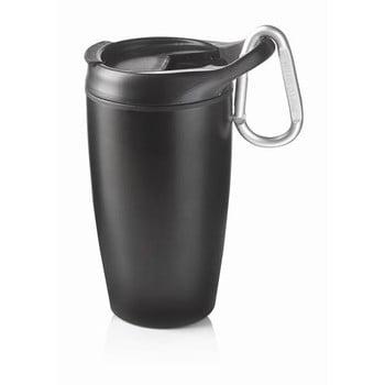 Cană XD Design Nomad, negru, 400 ml de la XD Design