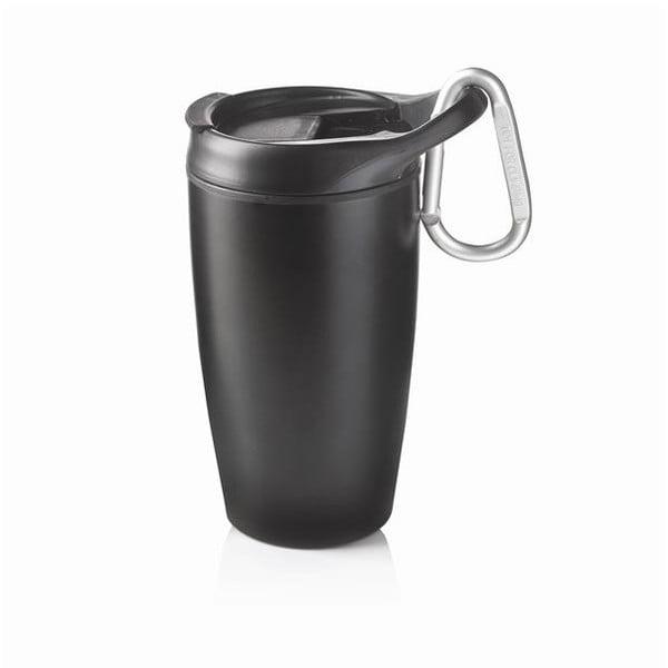 Cană XD Design Nomad, negru, 400 ml