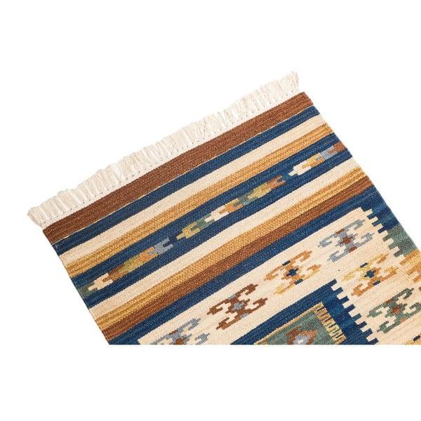 Ručně tkaný koberec Kilim Dalush 302, 180x65 cm