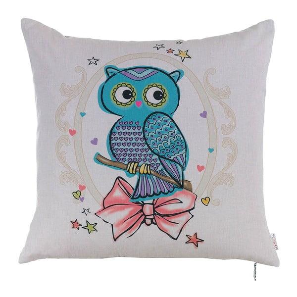 Polštář s náplní Kids Owl