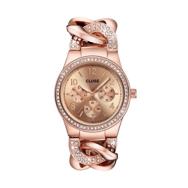 Dámské hodinky Brillante Rose Gold, 38 mm