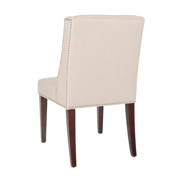 Sada 2 židlí Humphry Cream