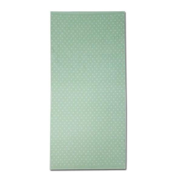 Ručník Nostalgie Mint, 50x100 cm