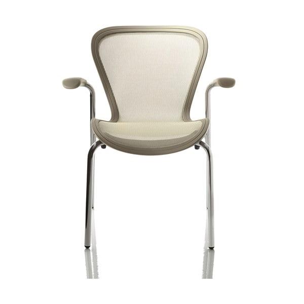 Béžová židle Magis Annett