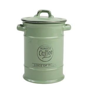 Recipient ceramic pentru cafea T&G Woodware Pride of Place, verde