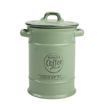 Recipient ceramic pentru cafea T&G Woodware Pride of Place, verde de la T&G Woodware