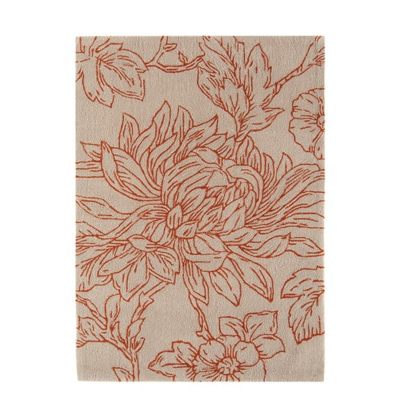 Koberec Asiatic Carpets Harlequin Draw Beige, 120x170 cm