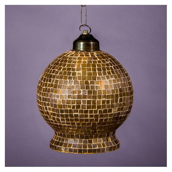 Lustr Zlatá mozaika