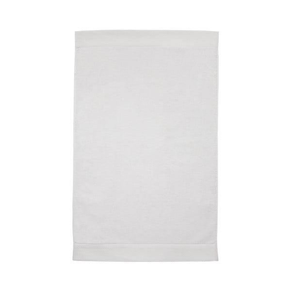 Bílá koupelnová předložka Seahorse Pure, 50x90cm
