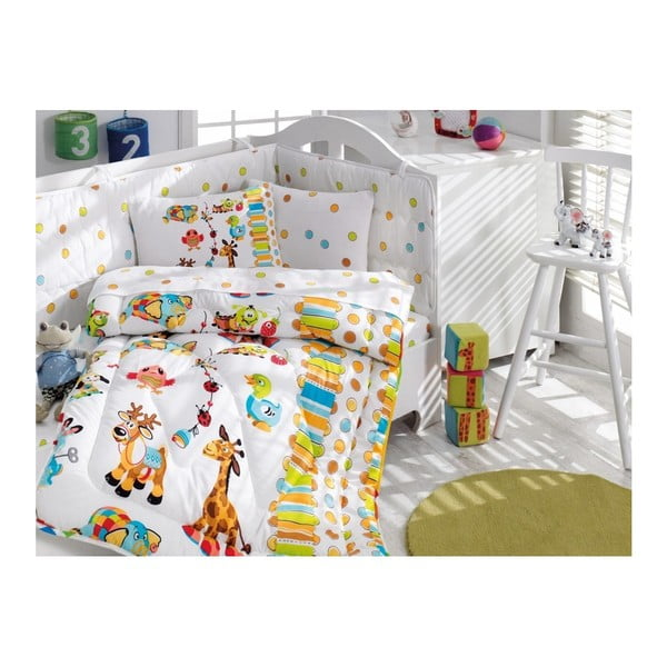 Set de pat pentru copii Oyun, 100 x 170 cm