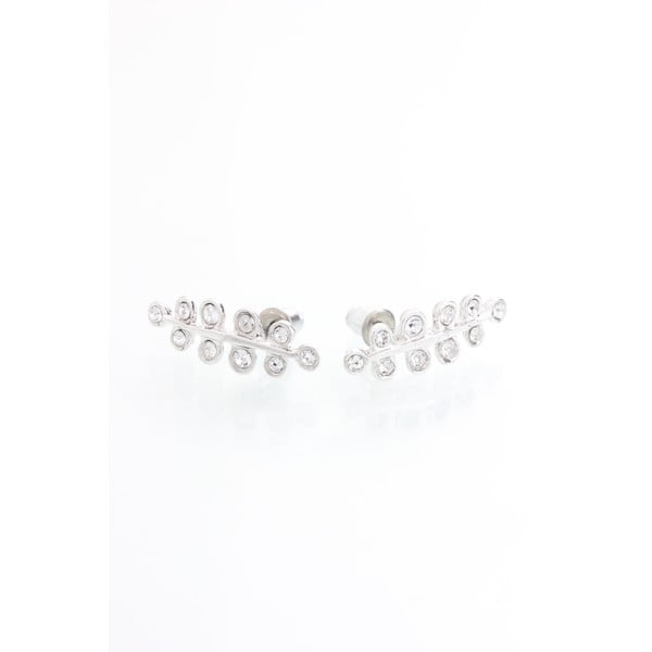 Náušnice s krystaly Swarovski Elements Laura Bruni Tiana