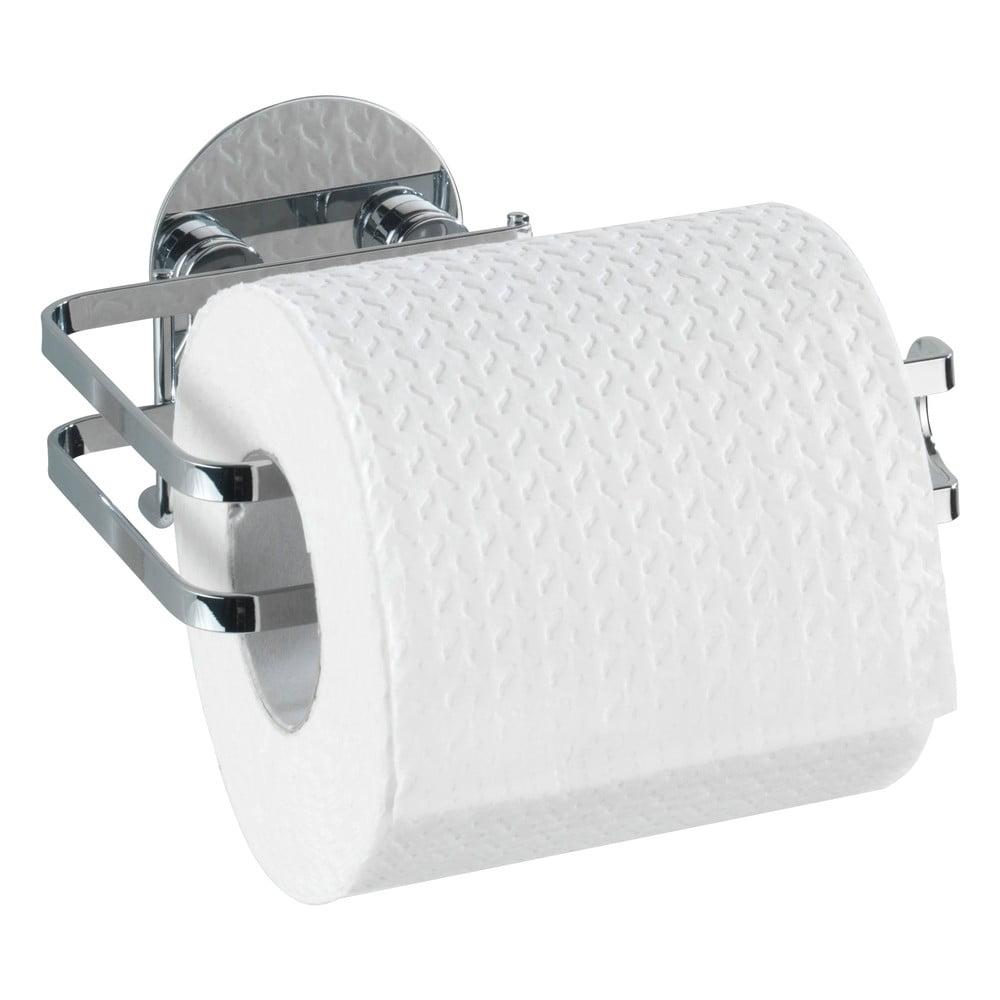 Samodržící stojan na toaletní papír Wenko Turbo-Loc, až 40 kg