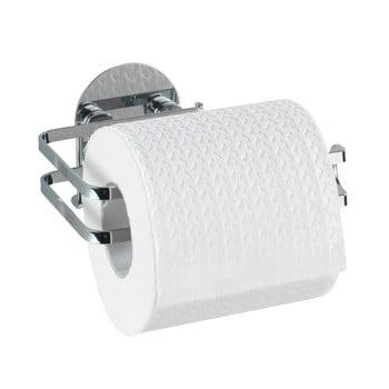 Suport autoadeziv pentru hârtia de toaletă Wenko Turbo-Loc, 11 x 13,5 cm imagine