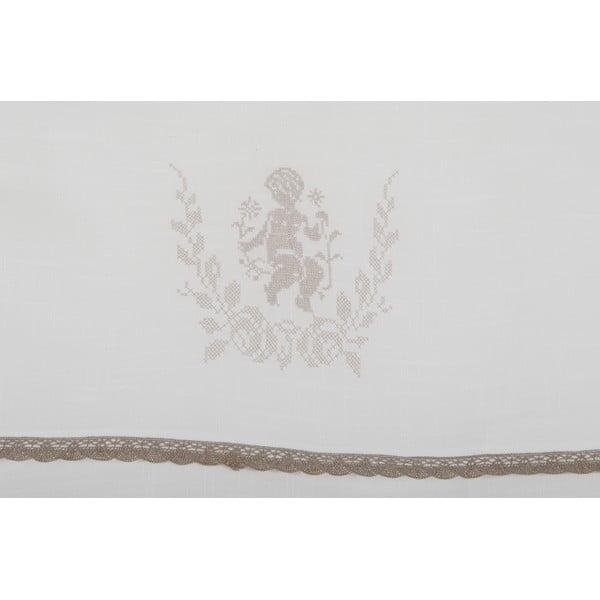Římská roleta Amorin 100x90 cm, bílá