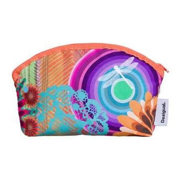 Kosmetická taška DESIGUAL Moon Purple
