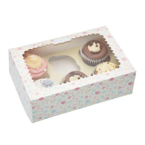 Sada dvou dárkových krabiček Sweetly Does It pro šest muffinů