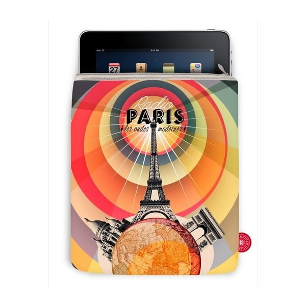 Obal na iPad Radio Paris