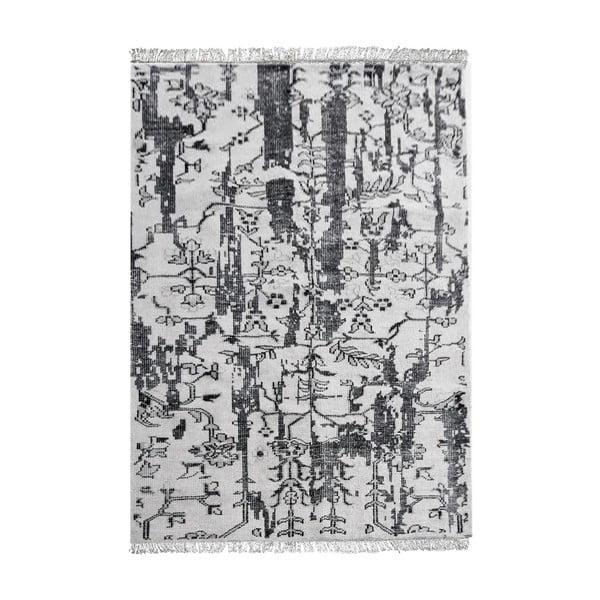 Vlněný koberec Bastille Beige/Grey, 160x230 cm