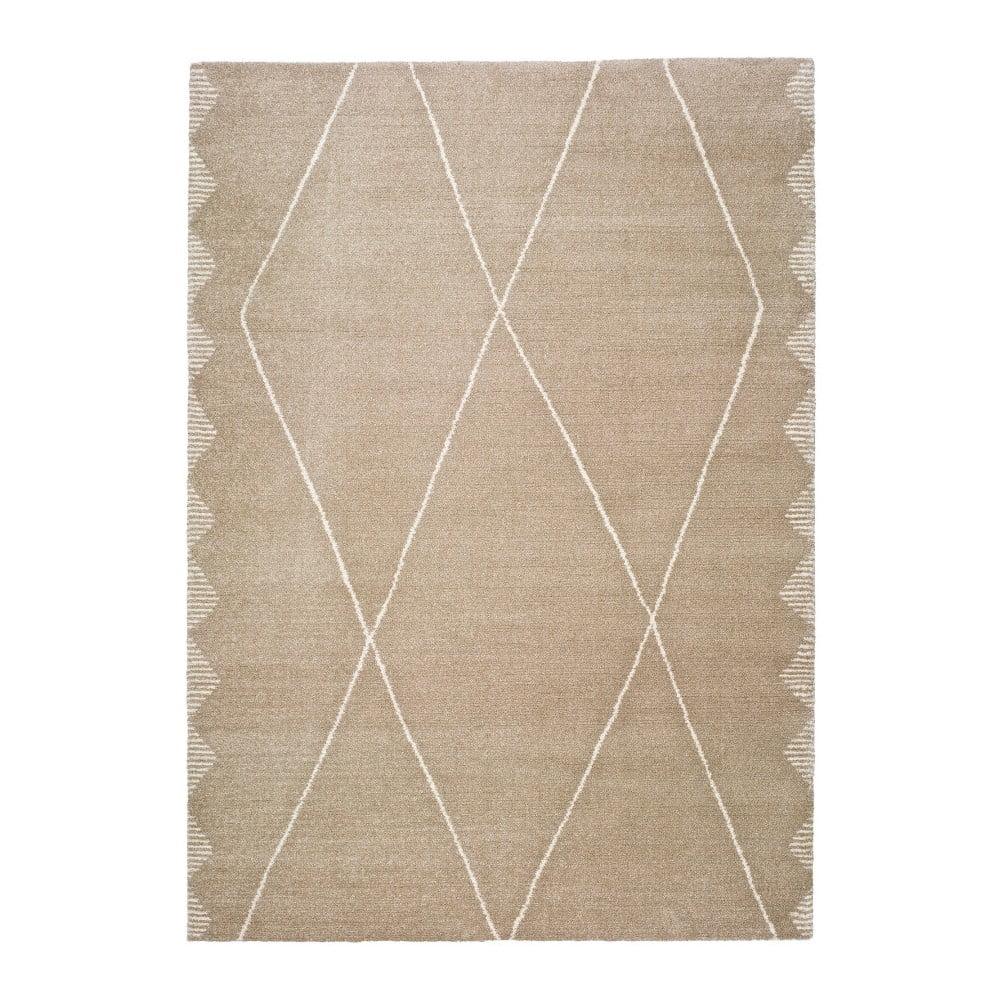 Béžový koberec Universal Tanum Duro Beig, 80 x 150 cm Universal