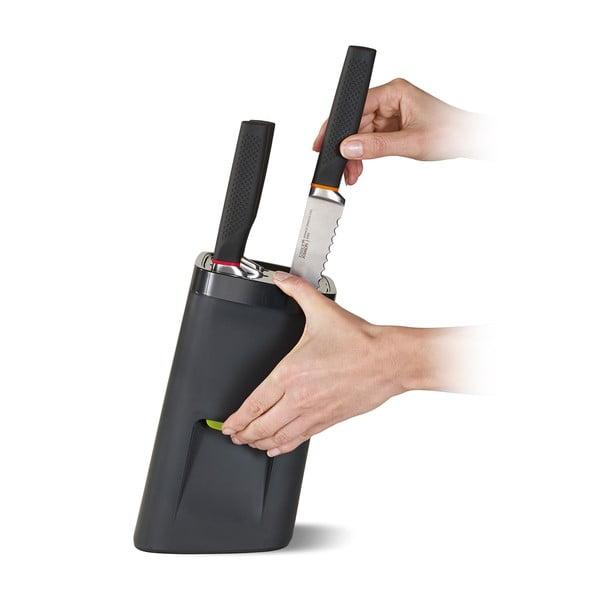 Stojan s noži a pojistkou LockBlock 6