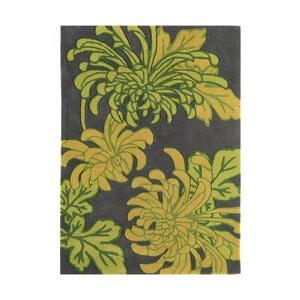 Koberec Asiatic Carpets Harlequin Flora Green, 120x170 cm