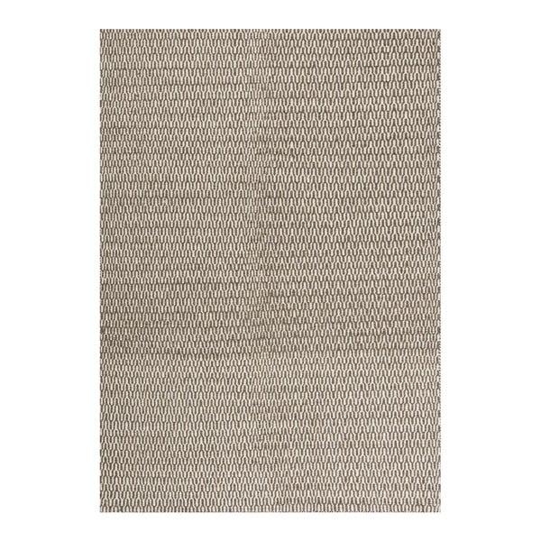 Vlněný koberec Charles Smoke, 200x300 cm