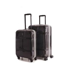 Set 2 cestovních kufrů V&L Negro