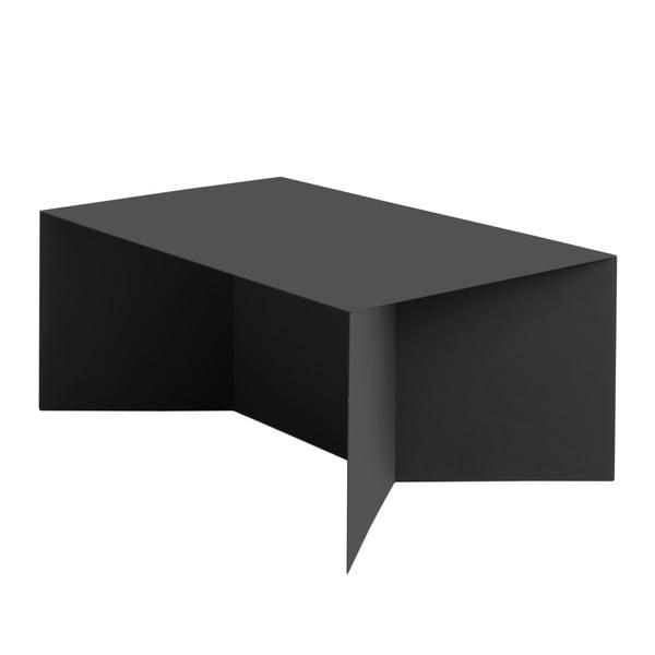 Černý konferenční stolek Custom Form Oli, délka100cm