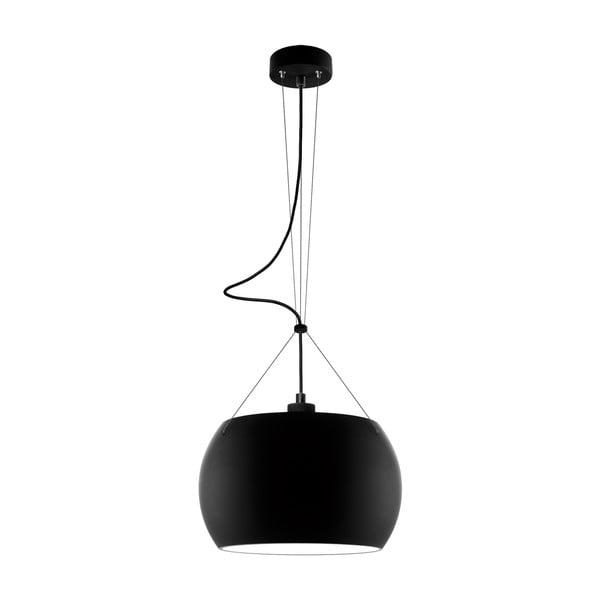 Světlo MOMO, black matte/black/black