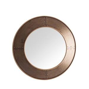 Kulaté nástěnné zrcadlo Last Deco Thusis, ø 93 cm