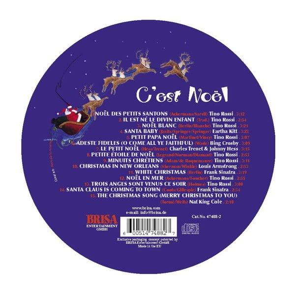 """Vánoční CD """"C´est Noel"""""""