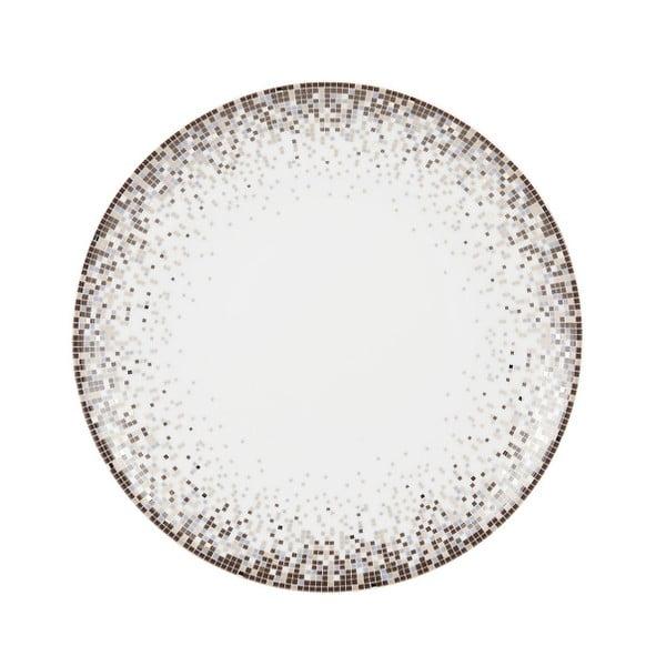 Sada 6 dezertních talířů Accademia