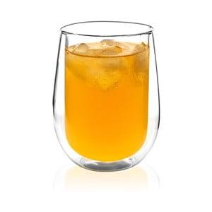 Dvojitá sklenice Vialli Design Amo, 200ml
