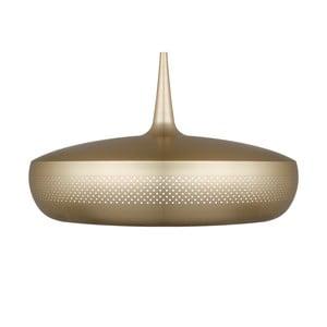 Stropní svítidlo barvy mosazu VITA Copenhagen Clava Dine Brushed Brass