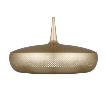 Aplică Clava Dine Brushed Brass, alama de la VITA Copenhagen