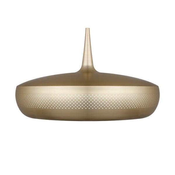 Stropní stínidlo barvy mosazu VITA Copenhagen Clava Dine Brushed Brass