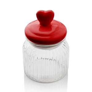 Dóza Sabichi Heart, 600 ml