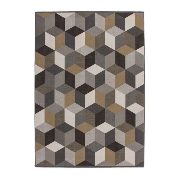 Koberec Stella 600 Multi Brown, 80x150 cm