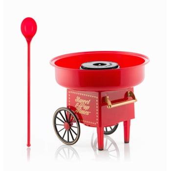 Aparat pentru vată de zahăr InnovaGoods Candyfloss Machine, roșu de la InnovaGoods
