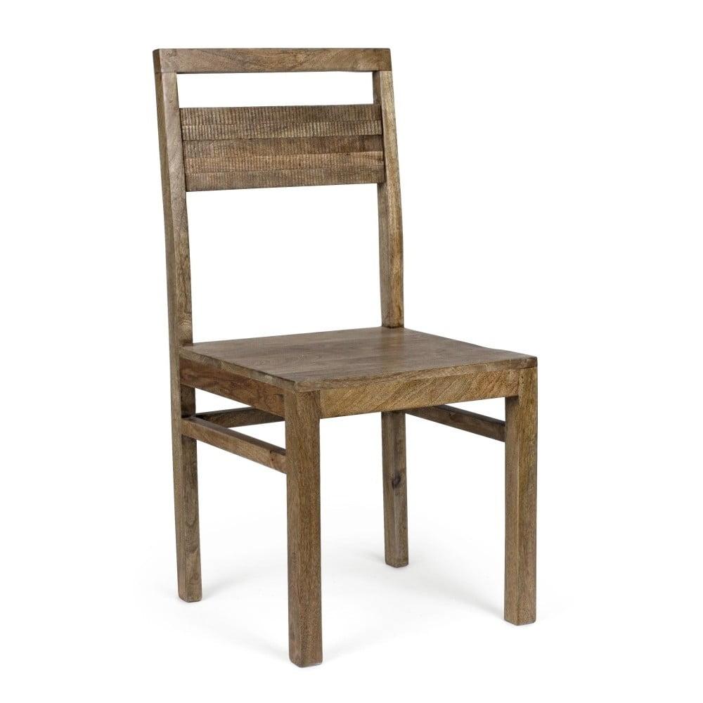 Jídelní židle z mangového dřeva Bizzotto Jamila