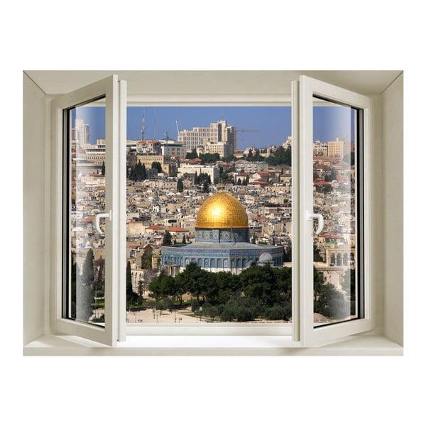 3D samolepka Fenêtre Jerusalém