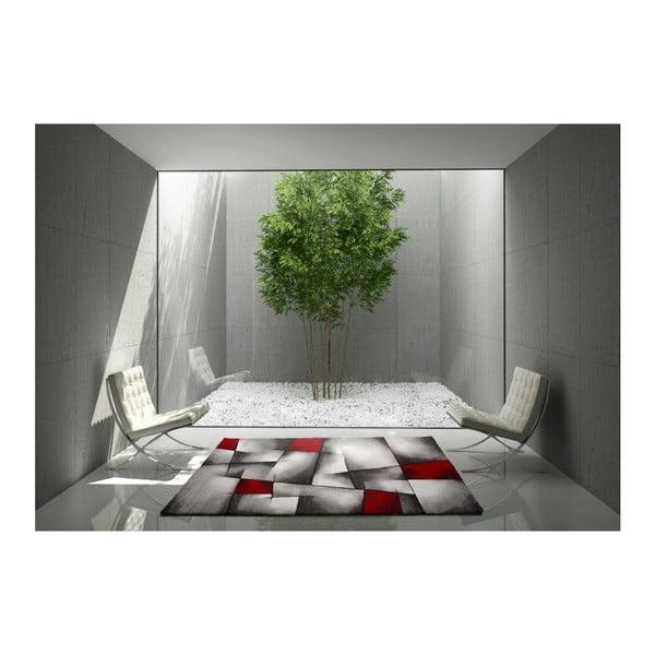 Červenošedý koberec Universal Malmo, 160x230cm